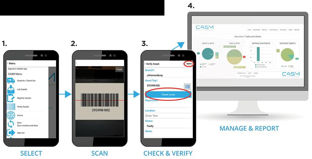 CASM | Mobile Platforms